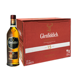 Glenfiddich – 15Years -75CL...