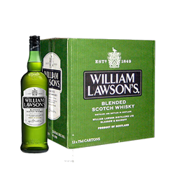 William Lawson Whisky -75CL...
