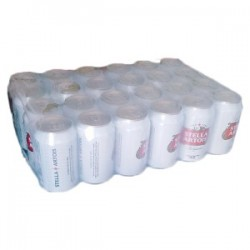 Stella Artois Can -33CL...