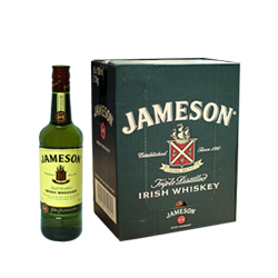 Jameson -70CL (x6Bottles)