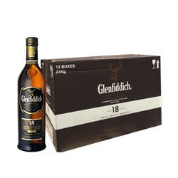 Glenfiddich – 18Years -75CL...