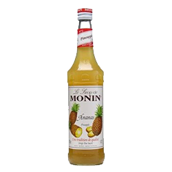 Monin Pineapple Syrup -70CL