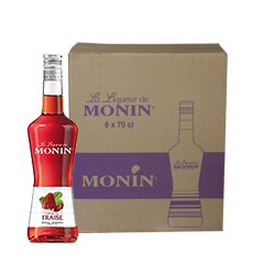 Monin Strawberry Liqueur...