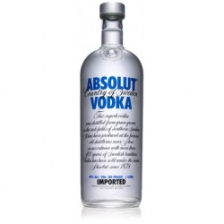 Absolut Blue - 1L