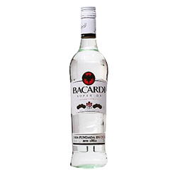 Bacardi Superior -75CL