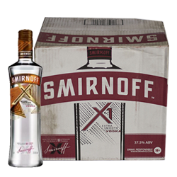 Smirnoff X1 Chocolate -75CL...
