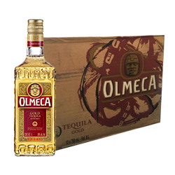 Olmeca Gold -75CL (x12Bottles)