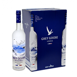 Grey Goose Vodka -1LTR...