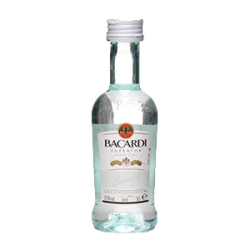 Bacardi Superior -18CL