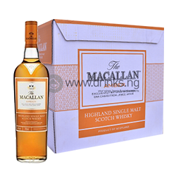 The Macallan Amber -75CL...